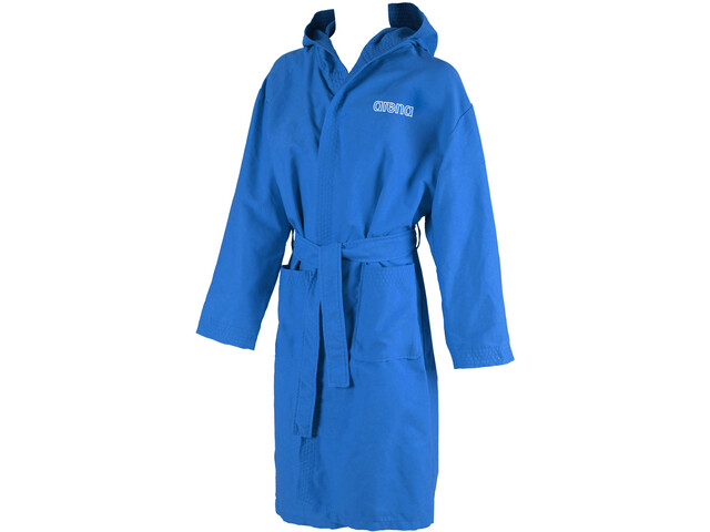 arena Zeals Bathrobe Kinder royal-white